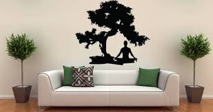 Small Picture Meditation zen wall decals Dezign With a Z