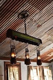 rustic lighting ideas. Repurposed Lighting. Rustic LightingLighting IdeasPrimitive Lighting Ideas N