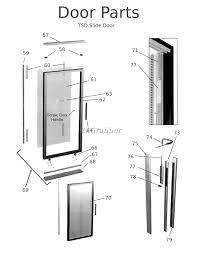mind blowing door frame parts patio door frame parts choice image glass door interior doors