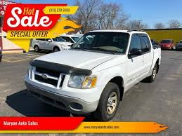 Used Ford Explorer Sport Trac For Sale - Carsforsale.com®