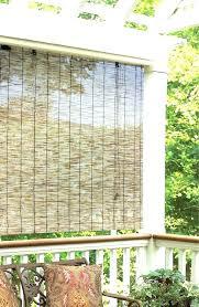 make an outdoor roll up shade make an outdoor roll up shade radiance outdoor natural reed