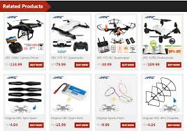 <b>JJRC H68 RC Drone</b> Quadcopter Drones with Camera HD 720P ...
