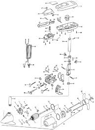 Trolling motor diagram