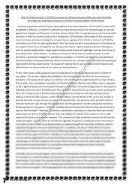 witness essay corruption year hsc english standard  witness essay corruption