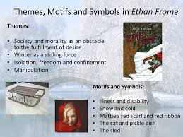 ethan frome by edith wharton edith wharton born edith jones in an  6 themes motifs and symbols in ethan frome