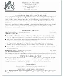 Special Ed Teacher Resume Magnificent Special Education Teacher Sample Resume Delectable Resume Education
