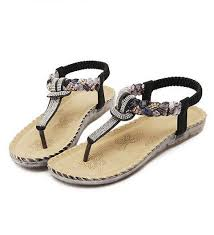 AAAFashion <b>wild flat</b> sandals and slippers female <b>summer</b> wear <b>new</b> ...