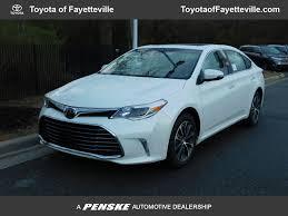 2018 New Toyota Avalon XLE Premium at Fayetteville Autopark, IID ...