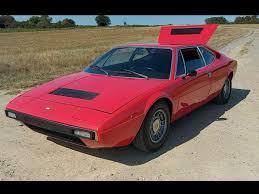 La quadrature du cercle ! 1975 Ferrari Dino Gt4 70 000 Km For Sale On Carjager