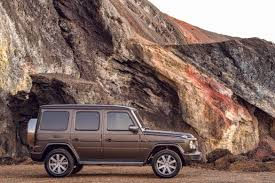 G class is expensive because of what it represents, exclusiveness. 2019 Mercedes Benz G Class The Most Luxurious Box In The World News Cars Com