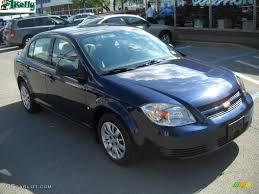 2010 Imperial Blue Metallic Chevrolet Cobalt LS Sedan #31256752 ...