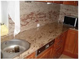 sivakasi pink granite countertop