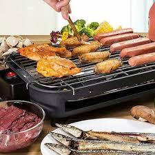 <b>Electric</b> Heating BBQ <b>Household Smokeless</b> Barbecue Machine ...