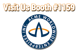 acme logo transparent. visit us at booth #1159 acme logo transparent