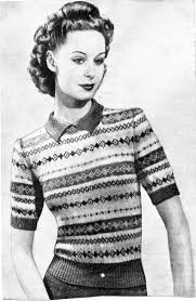 Fair Isle Knitting Patterns Simple Design Inspiration