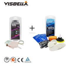visbella diy rear window defogger repair kits fix auto glass mist brok