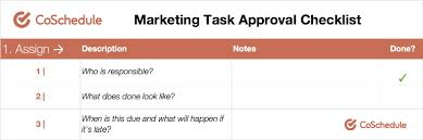 A Simple Marketing Task Approval Process That Will Make You More