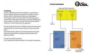 12v 140 amp vsr dual battery isolator voltage sensitive relay 4x4 Battery Isolator Relay Wiring Diagram 12v 140 amp vsr dual battery isolator voltage sensitive relay rv battery isolator relay wiring diagram