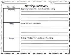 16 Best Images Of Summarizing Worksheets For Students Summarizing