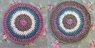 Crochet Circle Pattern Simple How To Crochet A Flat Circle Craftsy