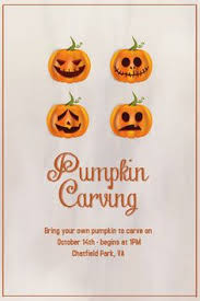 Pumpkin Carving Contest Flyers 71 Best Halloween Party Flyer Templates Images Halloween Party