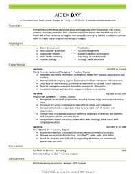 Sales And Marketing Resume Objective Sales And Marketingsume Sample Manager Objective Format