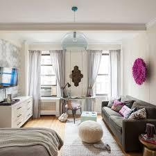 Small 1 Bedroom Apartment Decorating Ideas Extraordinary Amazing Ideas For Studio Apartments Super Apartment Ideas