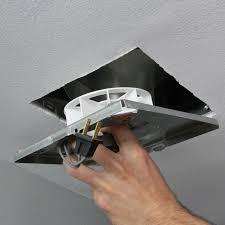 fix bathroom fan with light. step 2 fix bathroom fan with light a