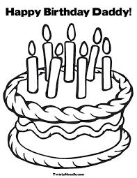 Small Picture Essay Free Coloring Pages Of Birthday Cards For A Dad Look