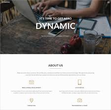 30 Dynamic Php Website Themes Templates Free Premium Templates