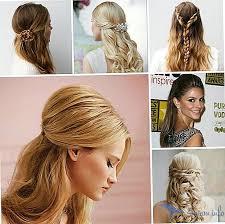 Elegantní účesy Pro Průměrnou Délku Vlasů Na Dovolenou