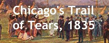 essay chicago s trail of tears
