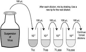 Appendix 5 Ten Fold Serial Dilutions