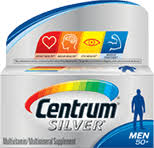Centrum® Silver® <b>Men Multivitamin</b> | Centrum® Micronutrients
