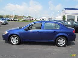 Laser Blue Metallic 2007 Chevrolet Cobalt LS Sedan Exterior Photo ...