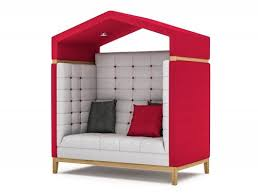 office meeting pods.  Office Jig Arbour 2 Seater Acoustic Meeting Pod In Red In Office Pods