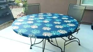 round elastic table covers elastic table covers elastic fitted vinyl tablecloth vinyl patio tablecloths most inspiring