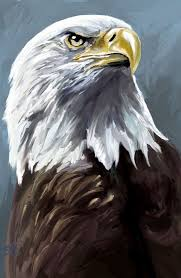 eagle painting creative commons attribution 3 0 license