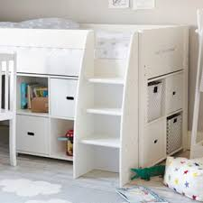 High Sleeper & Cabin Beds Children's Beds & Mattresses | Gltc With Mid  Height Bed With Storage