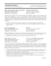Federal Resume Samples Sample Resume Simple Federal Resume Samples ...