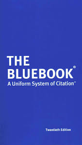 Details About The Bluebook A Uniform System Of Citation 20th Edition English Spiral Book F
