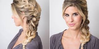 Hairstyle Braid 17 braided hairstyles with gifs how to do every type of braid 8040 by stevesalt.us