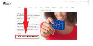 dillards gift card balance giftcardstars