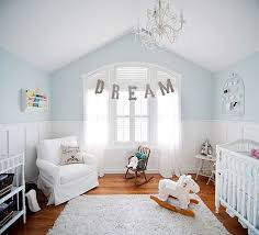 7 Soothing Colors for the Nursery