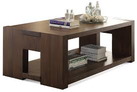 full size of living room wonderful modern cocktail table rectangle shape solid hardwoord materal mahogany
