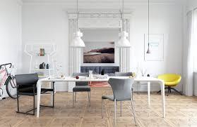 Living Room And Dining Room Designs 41 Scandinavian Inspired Dining Room Design Ideas