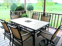 tile patio table top replacement patio table glass replacement ideas table top replacement ideas tile patio