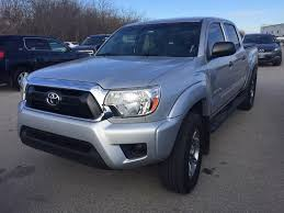 Pre-Owned 2013 Toyota Tacoma PreRunner 4D Double Cab in Midwest ...
