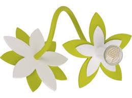 Детский <b>светильник Nowodvorski Flowers</b> Green <b>6897</b> ...