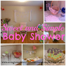 Sweet and Simple Baby Shower Ideas - Saving Toward A Better Life ...